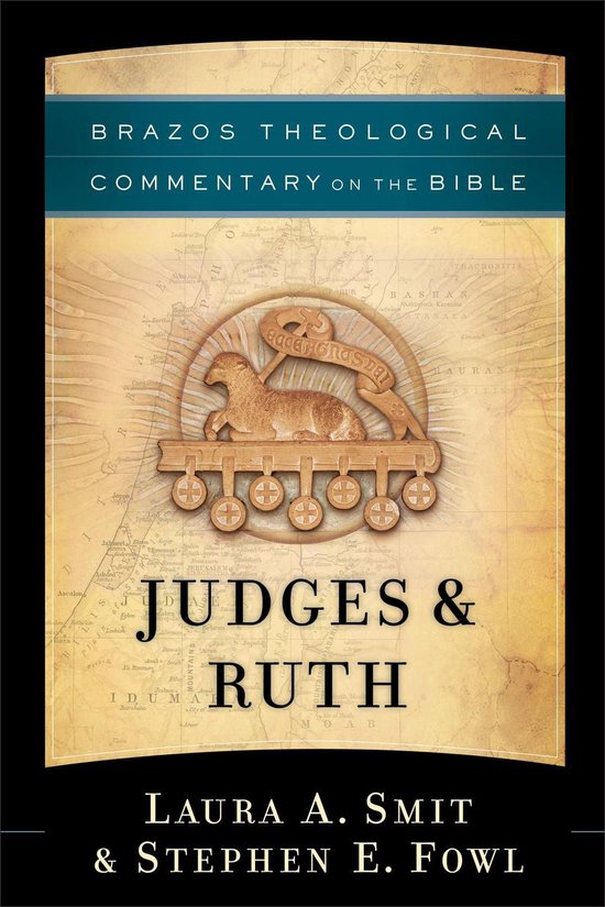 Boek cover Judges & Ruth (Brazos Theological Commentary on the Bible) van Laura A. Smit (Onbekend)
