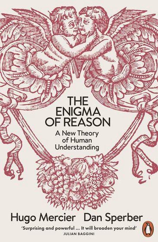 Boek cover The Enigma of Reason van Dan Sperber (Onbekend)