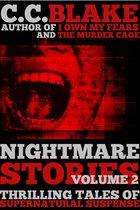Omslag Nightmare Stories, Volume 2