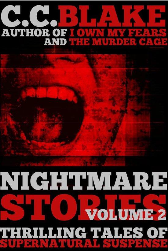 Omslag van Nightmare Stories, Volume 2