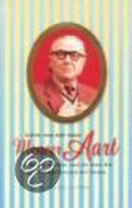 Cover van het boek 'Meneer Aart (blauw/geel omslag)'
