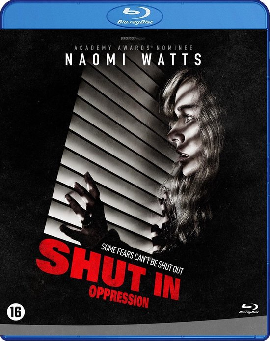 Shut In (Blu ray) - Movie