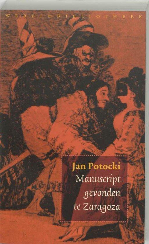 Manuscript gevonden te Zaragoza - Jan Potocki |
