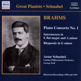 Schnabel-Brahms:Piano Con.1