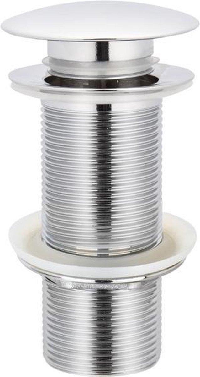 Lange afvoerplug clickwaste afsluitbaar 1-1/4 inch
