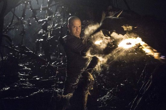 The Last Witch Hunter - Movie