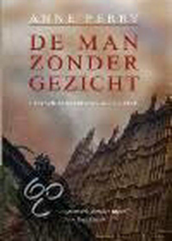 Cover van het boek 'De man zonder gezicht' van Anne Perry