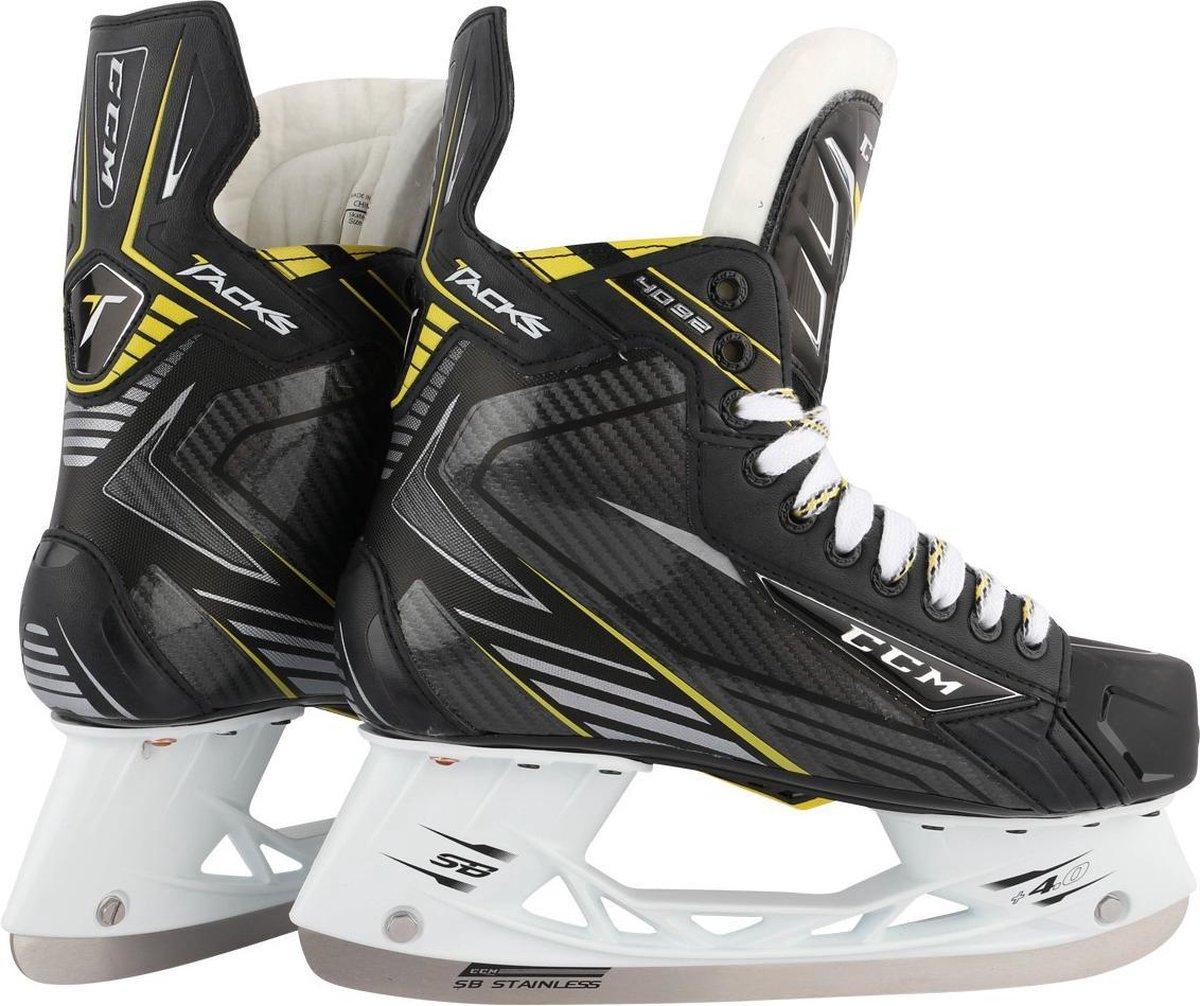 Ccm Ijshockeyschaatsen Tacks 4092 Unisex Zwart Maat 35