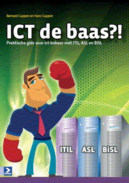 ICT de baas?! - Hans Cuppen |