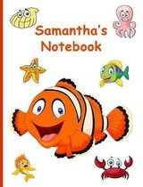 Samantha's Notebook
