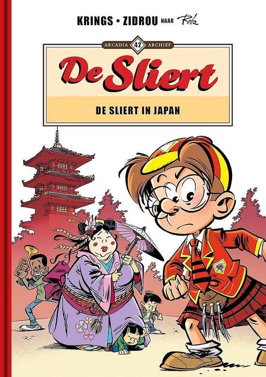 Archief 42 de sliert - de sliert in Japan - Zidrou |