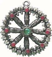 Briar Dharma Charms  Dharma Wheel