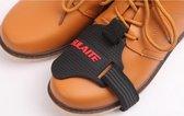 Schoenbeschermer voor motorrijders - Bescherming Schoenen - Laarzen Beschermers Schakelpedaal - Accessoire Motor