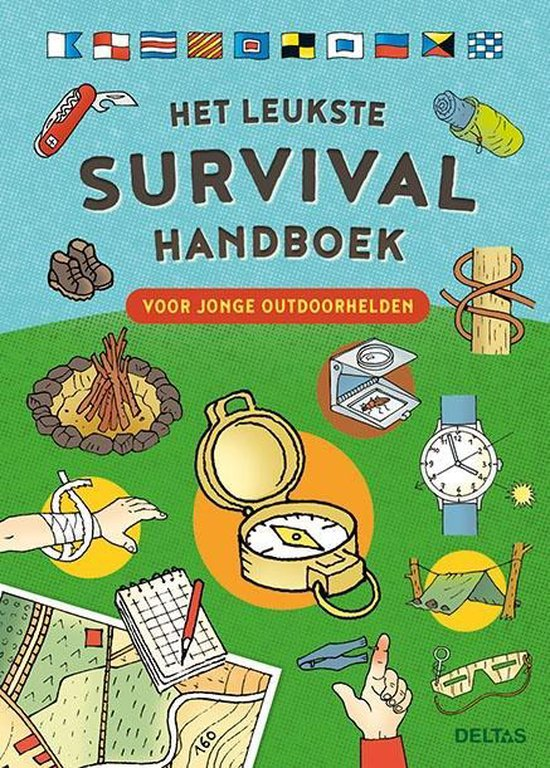 Het leukste survivalboek - Son Tyberg | Readingchampions.org.uk