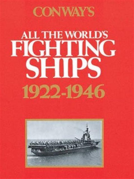 All the world fighting ships 1922-1946