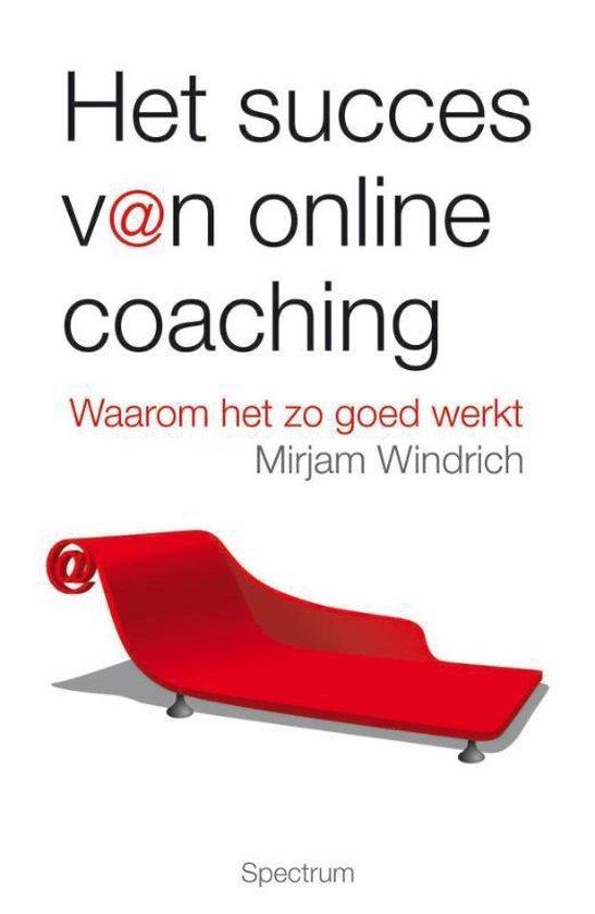 Het succes van online coaching - Mirjam Windrich  