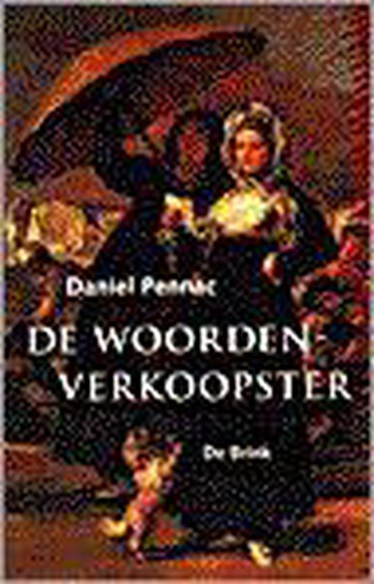 WOORDENVERKOOPSTER - Daniel Pennac |