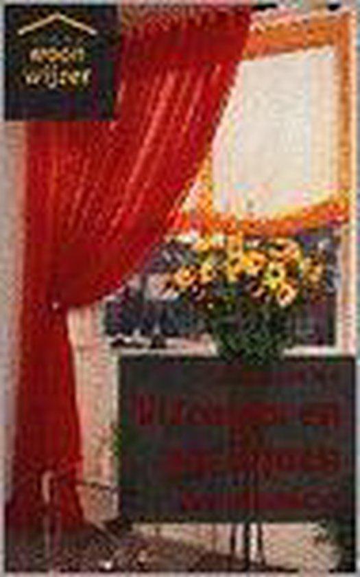 Vitrages gordijnen bandex (3 ex.) - Van den Berg  