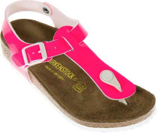 Birkenstock Kairo Slippers Kinderen Roze Maat 30