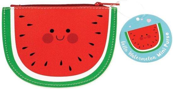 Rexinter Watermeloen kinder portemonnee Rexinter Watermeloen kinder portemonnee