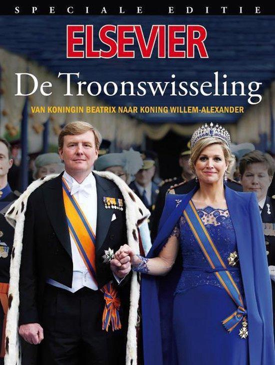 Elsevier Speciale Editie - De troonswisseling - none  