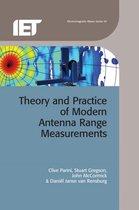 Boek cover Theory and Practice of Modern Antenna Range Measurements van Clive Parini