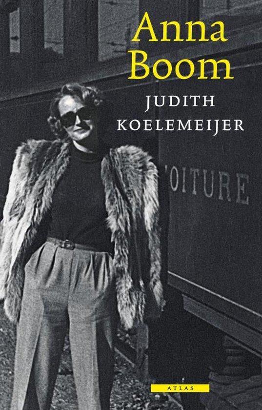 Anna Boom - Judith Koelemeijer |