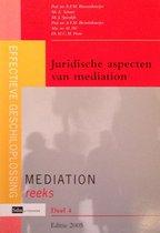 Juridische aspecten van mediation  - Editie 2005