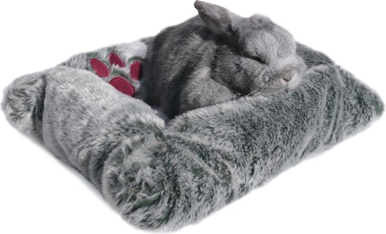 Snuggles Pluche Mand / Bed  Knaagdier - 43X33 CM