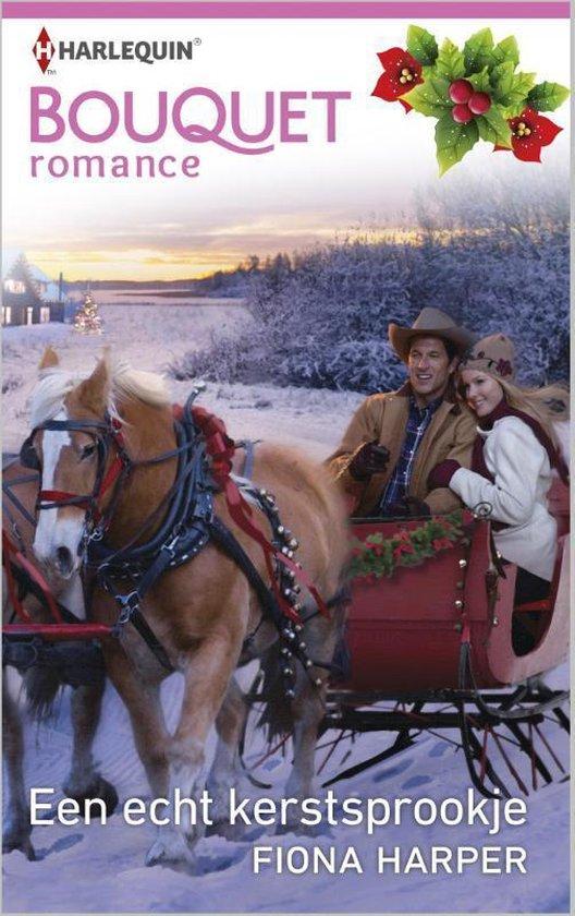 Een echt kerstsprookje - Bouquet Romance 350A - Fiona Harper |
