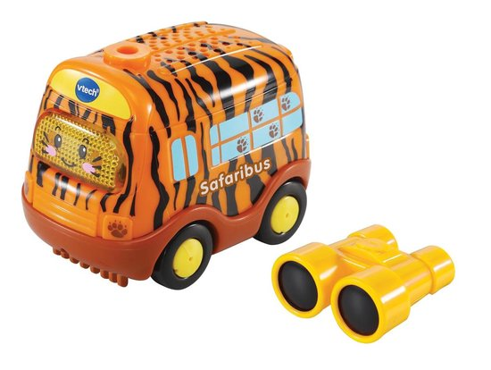VTech Toet Toet Auto's Special Edition Siem Safaribus - Speelfiguur