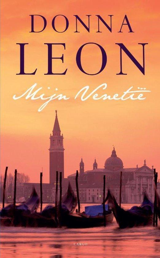 Mijn Venetie - Donna Leon pdf epub