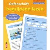 Boek cover Oefenschrift begrijpend lezen Groep 4 2de leerjaar van Geert Dhooge