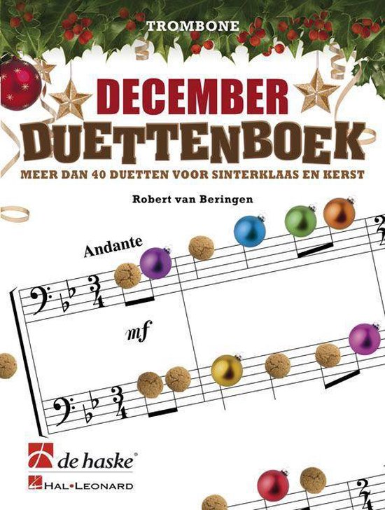 December Duettenboek - R. van Beringen | Readingchampions.org.uk