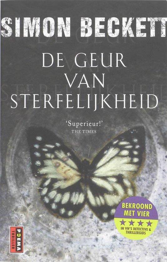 De Geur Van Sterfelijkheid - Simon Beckett |