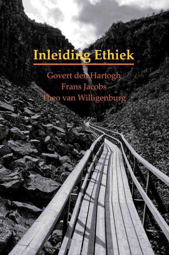 Cover van het boek 'Inleiding Ethiek / druk 2'