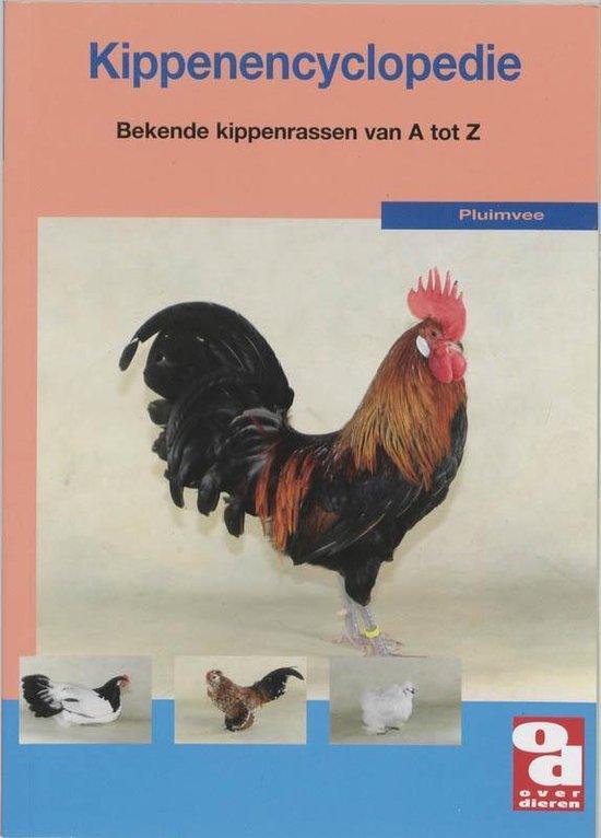Over Dieren 154 - De kippenencyclopedie - I. Osinga |