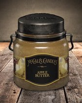 McCall's Candles Classic Jar Candle Apple Butter