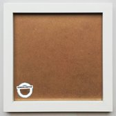 Homedecoration Victoria – Fotolijst – Fotomaat – 45x45 cm – wit