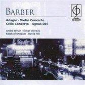 Barber: Adagio, Violin Concert