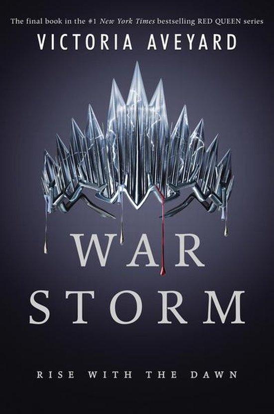 War Storm 4 Red Queen, 4