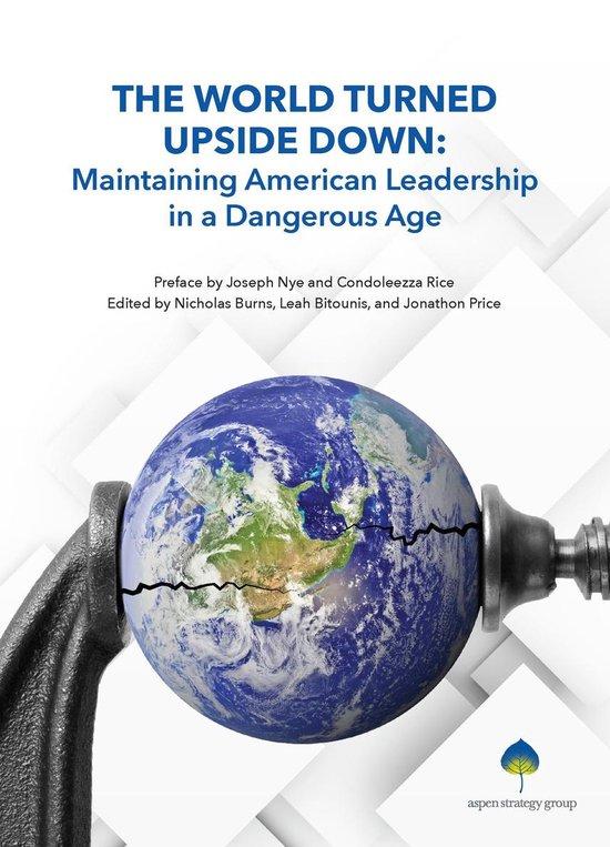 Boek cover The World Turned Upside Down van Joseph Nye (Onbekend)