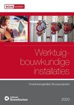 Kostenkengetallen Bouwprojecten - Werktuigbouwkundige installaties 2020