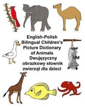 English-Polish Bilingual Children's Picture Dictionary of Animals