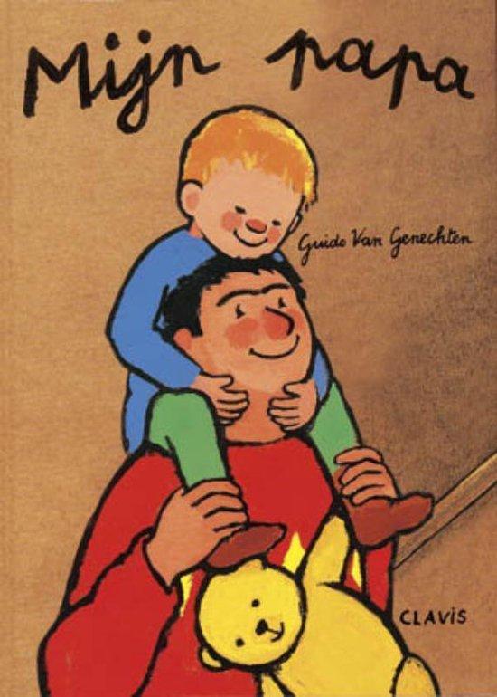 Clavisje - Mijn papa - Guido van Genechten |