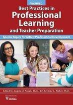 Boek cover Best Practices in Professional Learning and Teacher Preparation (Vol. 2) van Angela Novak