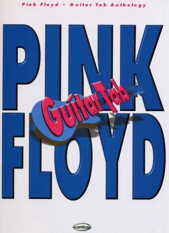 Boek cover Pink Floyd Guitar Tab Anthology van Pink Floyd (Paperback)