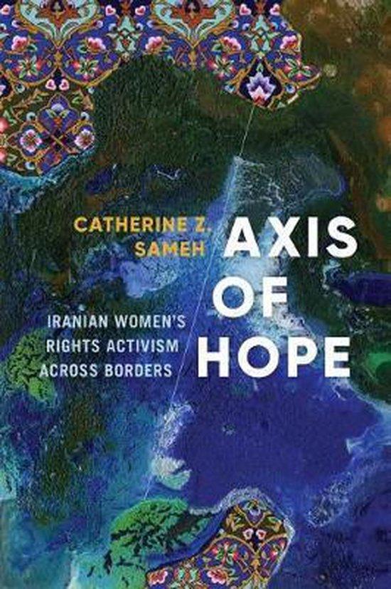 Boek cover Axis of Hope van Catherine Z. Sameh (Paperback)