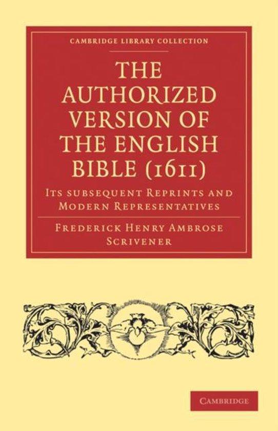 Boek cover Cambridge Library Collection - Biblical Studies van Frederick Henry Ambrose Scrivene (Paperback)