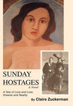 Boek cover Sunday Hostages van Claire Zuckerman